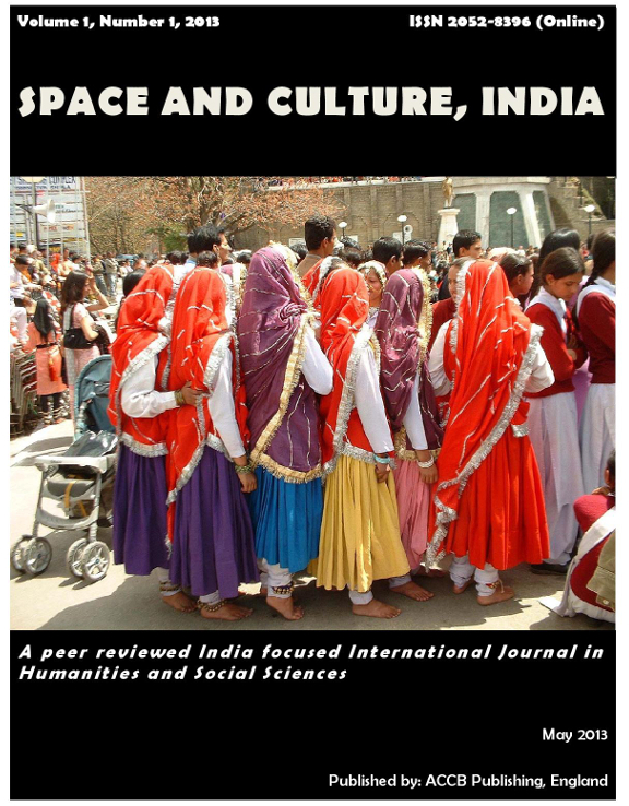 Space and Culture (Vol 1, No 1)